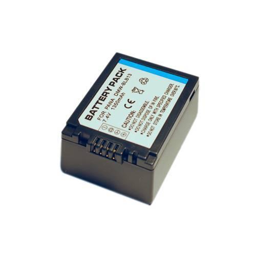 Camera Battery DMW-BLB13 for Panasonic DMC G1