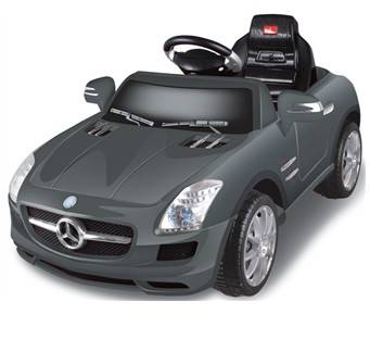 Licensed ride on benz electric car