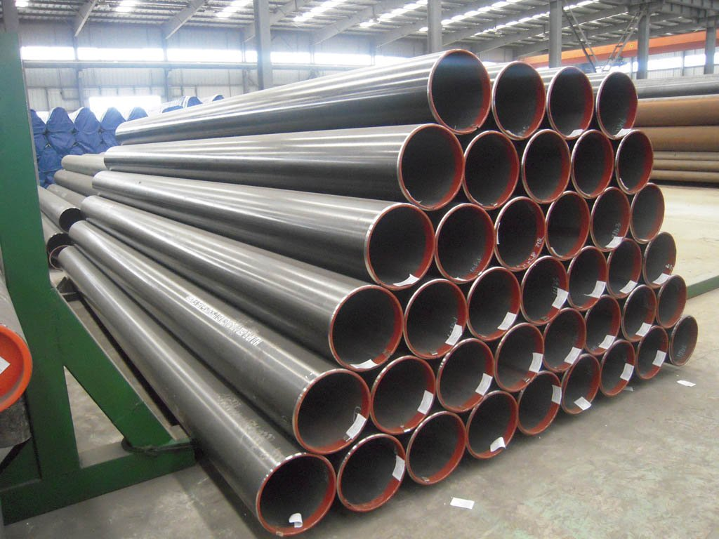Electric Resistance Welded Pipes (ERW Pipes)