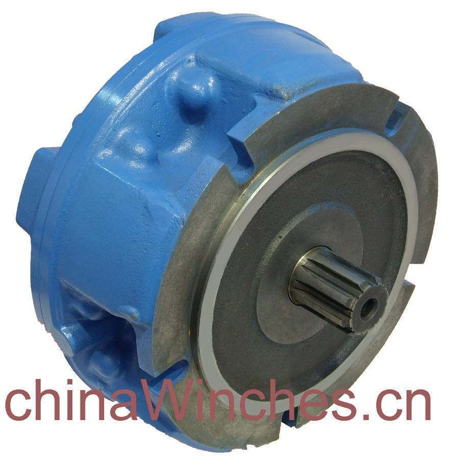 SAI of GM series radial piston hydraulic motor