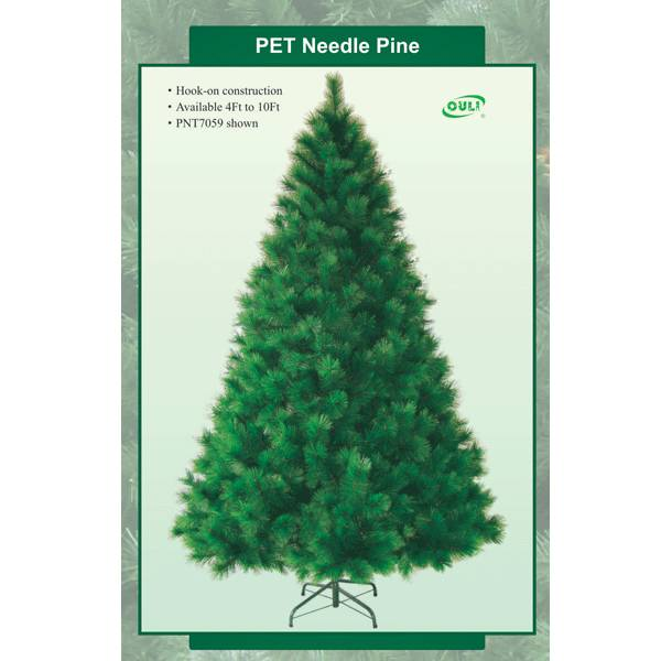 Popular artificial christmas trees