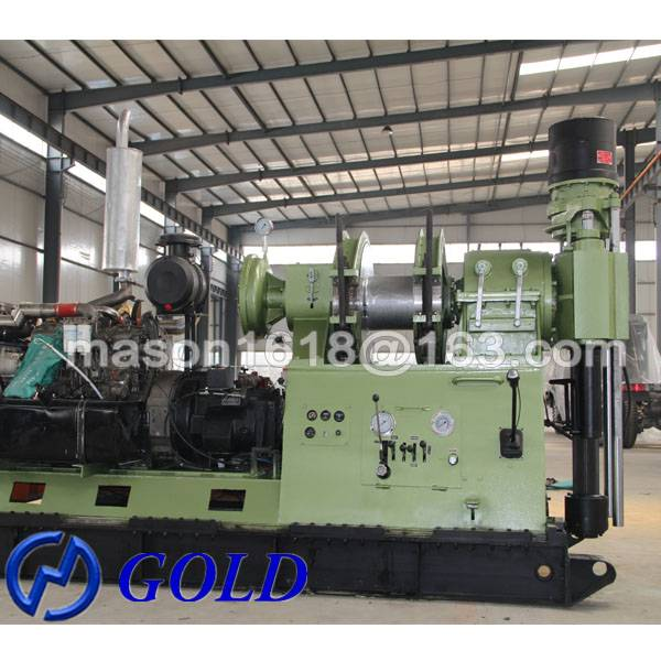 China Competitive Good Performance XY-8 Mine Drilling Rig