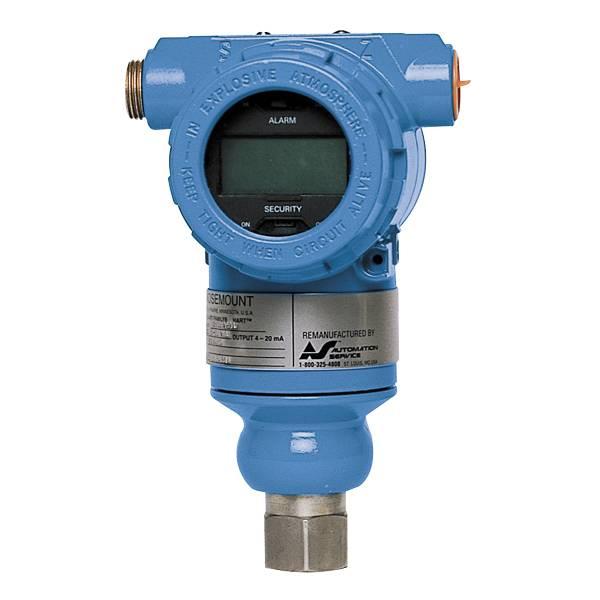 Rosemount Hygienic Pressure Transmitter 3051HT