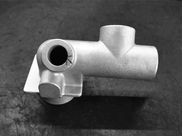 Pipe fittings casting-tube casting-investment casting China