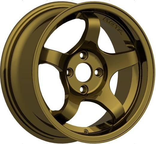 Racing car wheels 158