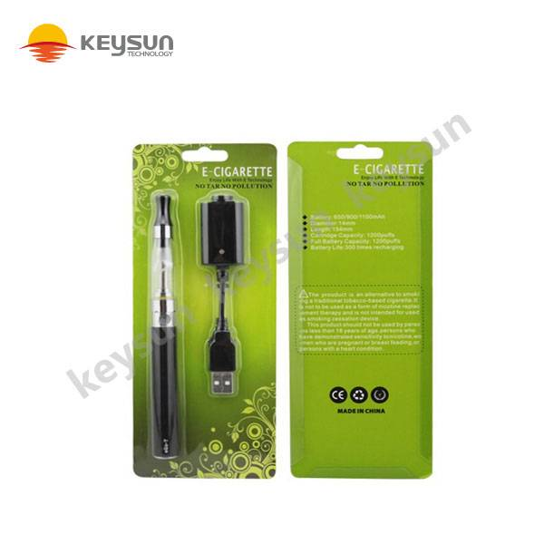 EGO CE4 with Blister Package, 650/900/1100mAh
