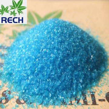 Copper sulphate pentahydrate crystal powder 98%