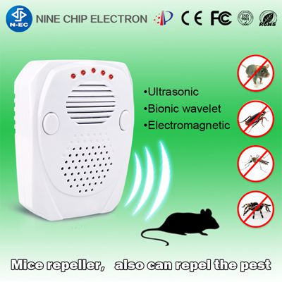 Electronic mice repeller professional mosquitoes killer