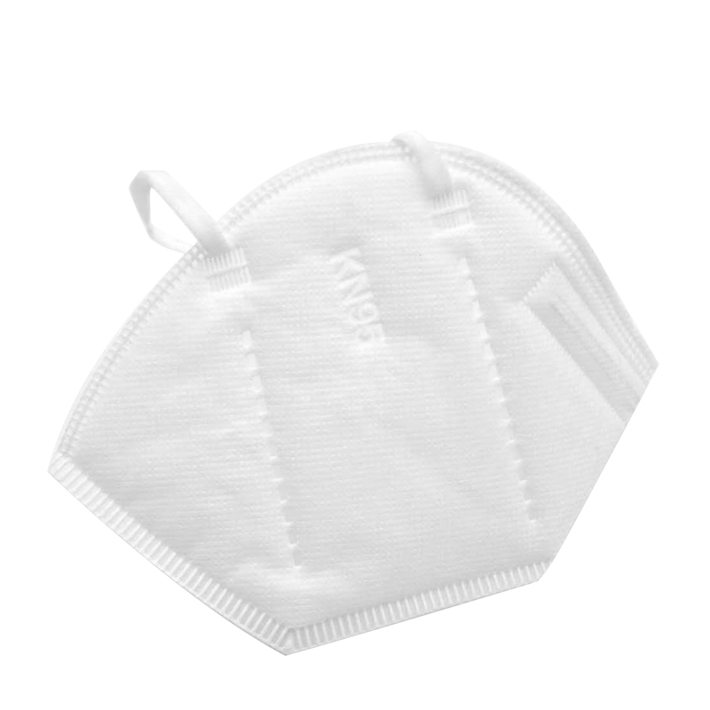 Venfish Wholesale 5 layer Disposable Protective Mask KN95 Face Mask Dust Mask