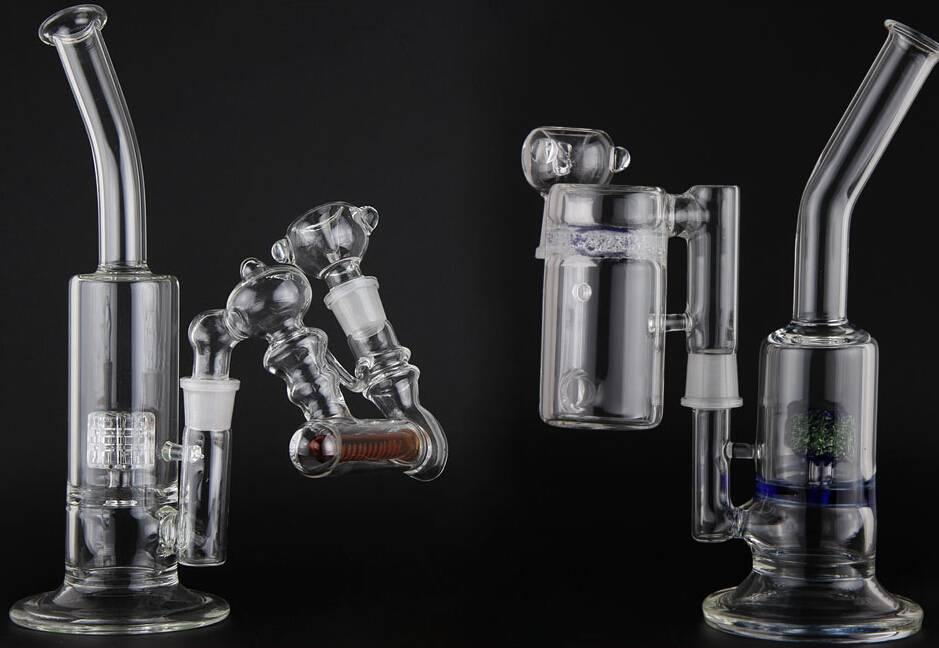 glass bong water pipe