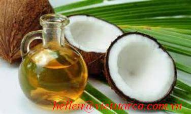 We sell Extra virgin coconut oil 100% high quality