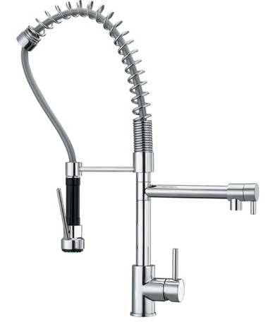 2016 BWI new kitchen faucets