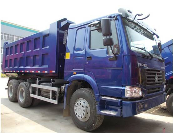 China Dump Truck 20CBM Capacity for sales