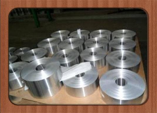 8011 Aluminium Strip Lacquer For Tear Off Seals