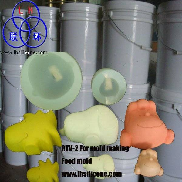 sell silicone rubber for plastic toy mold making