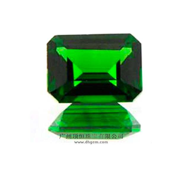 China Supplier High Purity Natural Green Diopside Gemstone Wholesale Prices