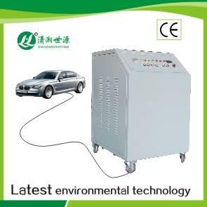 Hho Enhance Power Save Fuel Engine Carbon Clean Machine