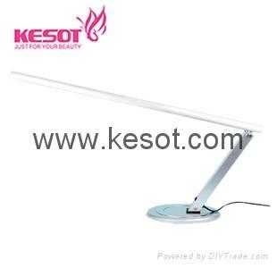 Slimline nail table lamp with base (KS-PTL001-A)