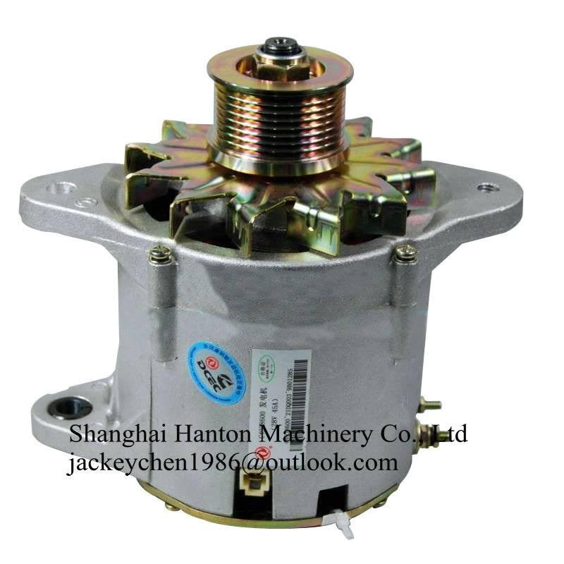 Sell Cummins 4BT diesel engine alternator 3921010 4938600 37N-01010