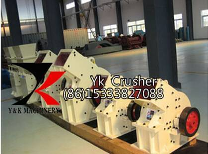 New Type of Heavy Hammer Crusher for Stone Crushing Production