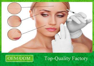 Microbial Fermentation Collagen Hyaluronic Acid Dermal Filler For Wrinkles Facial Surgery