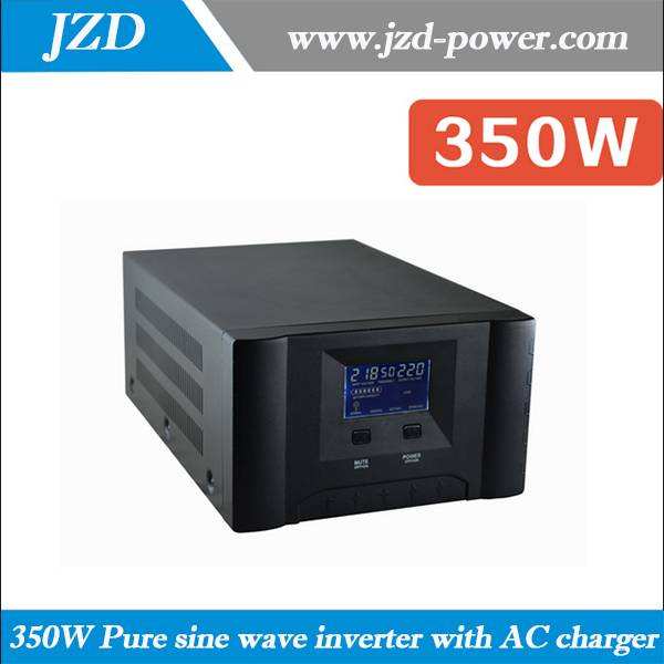 Pure sine Wave 350W dc to ac Inverter 12VDC to 220VAC 50HZ low Frenquency Inverter Single inverter