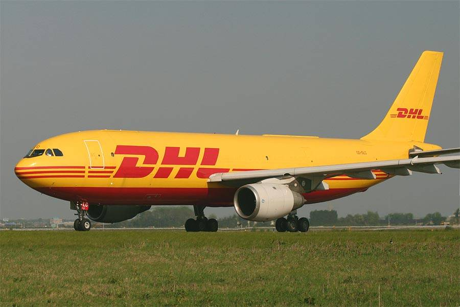 Guangzhou China to canada express courier logistics door to door service of DHL UPS EMS