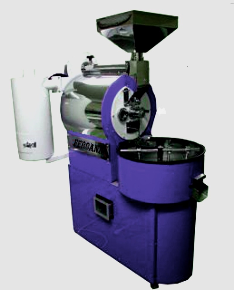COFFEE ROASTING MACHINE 10 kg batch