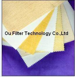 needle felt, dust bag, filter bag