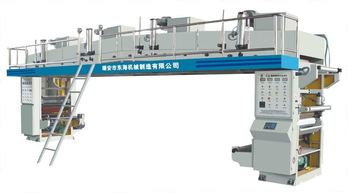 High Speed Dry Method Laminating Machine (GF600-1200K)