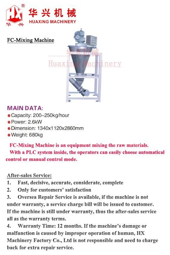 FC-Mixing Machine