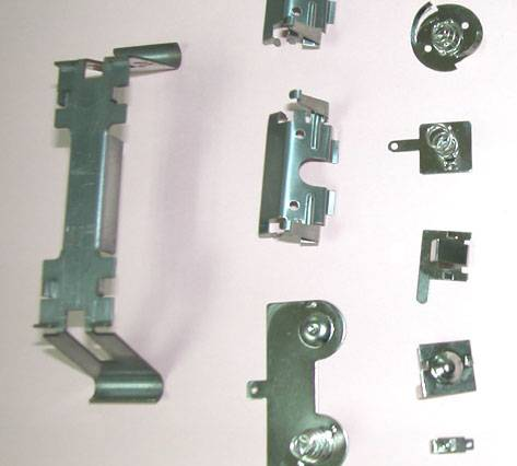 Metal stamping parts in china