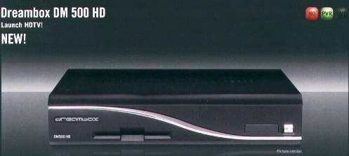 Dreambox DM500HD 500HD PVR