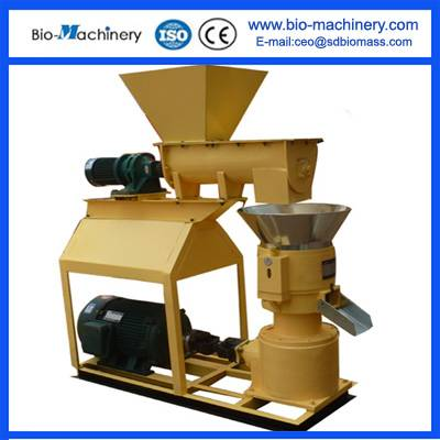 CE aproved pellet mill