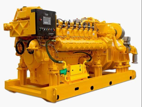 NIGM-MTU 165 Containerized Natural Gas Generator