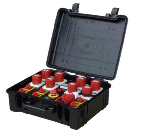 8 Channel Portable Electric Hoist Control