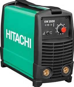 hitachi welding machine