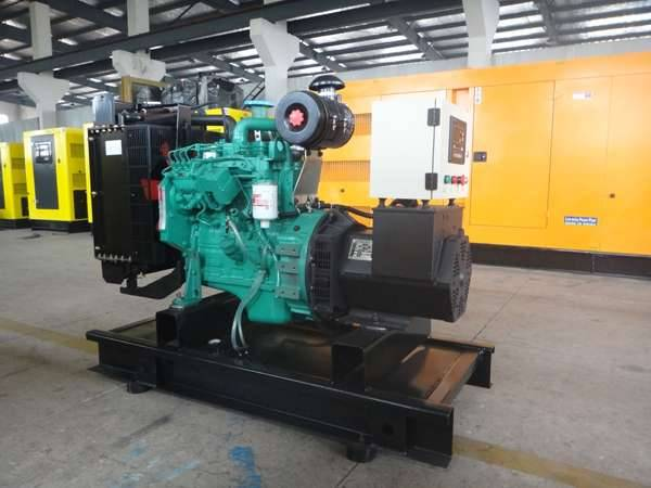Cummins 36kw 45kva Diesel Generator