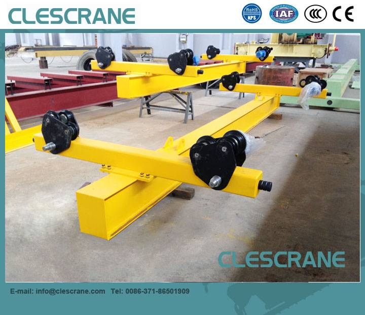 CHX Series best quality single girder suspension crane $1000-$8000
