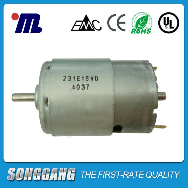 Cordless Power Tools Motor 18V 10000rpm DC Magnetic Motor RS-755VC-4540 For Drill/Circular Saw/Cordl
