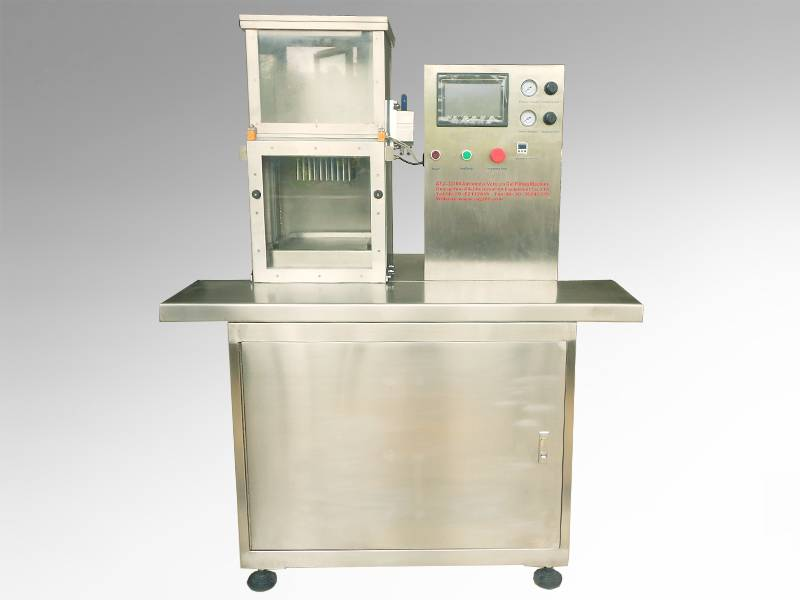 100 Channels Vacuum Gel Filling Machine
