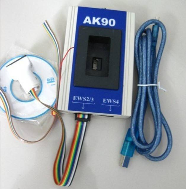 newest AK90 key programmer For BMW