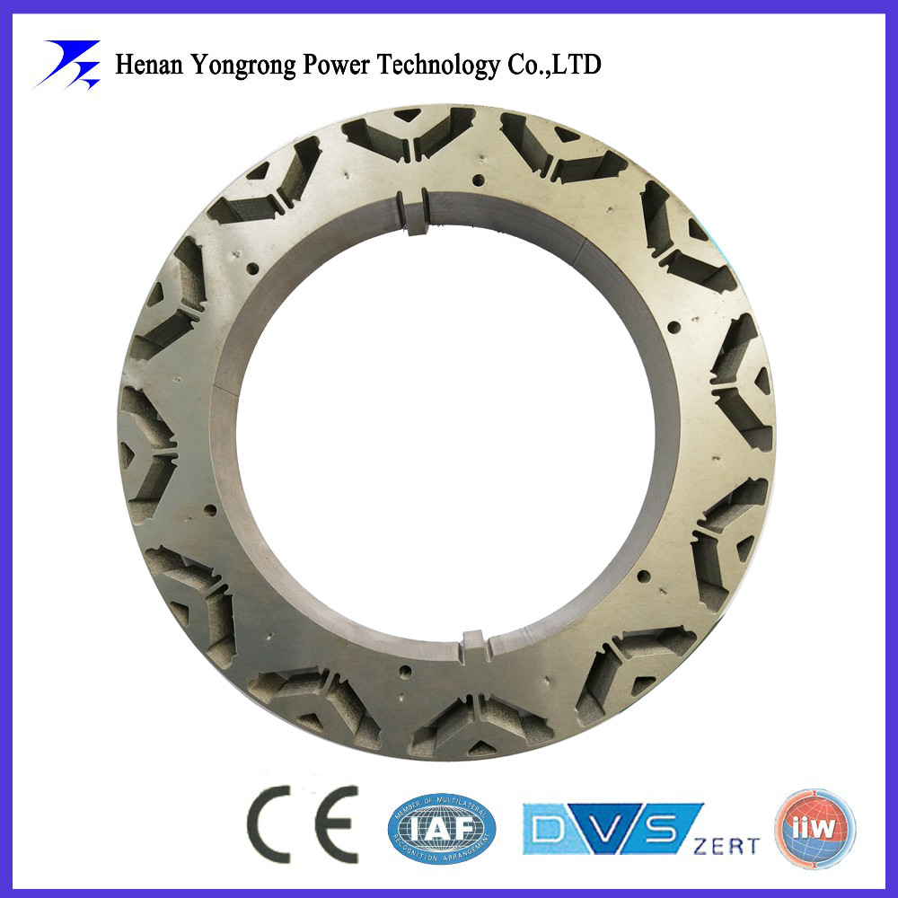 IE3 High efficiency magnet motor rotor laminated core