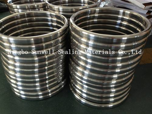 Oval Ring Joint Gasket,Mat.SS316L/304