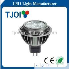 Indoor lighting 4W LED soptlight bulb DC12V apply to accent lighting