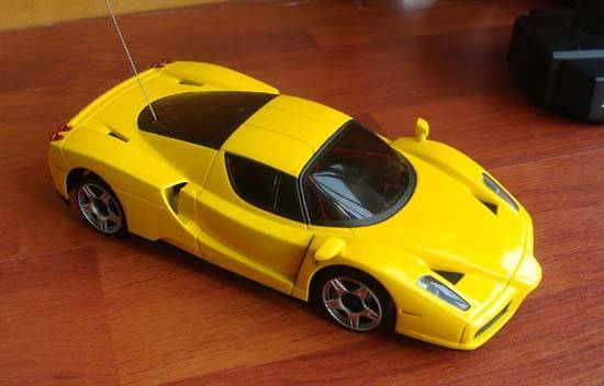 1/28th Mini Ferrari enzo Electric RC On-road Racing Car(RTR)