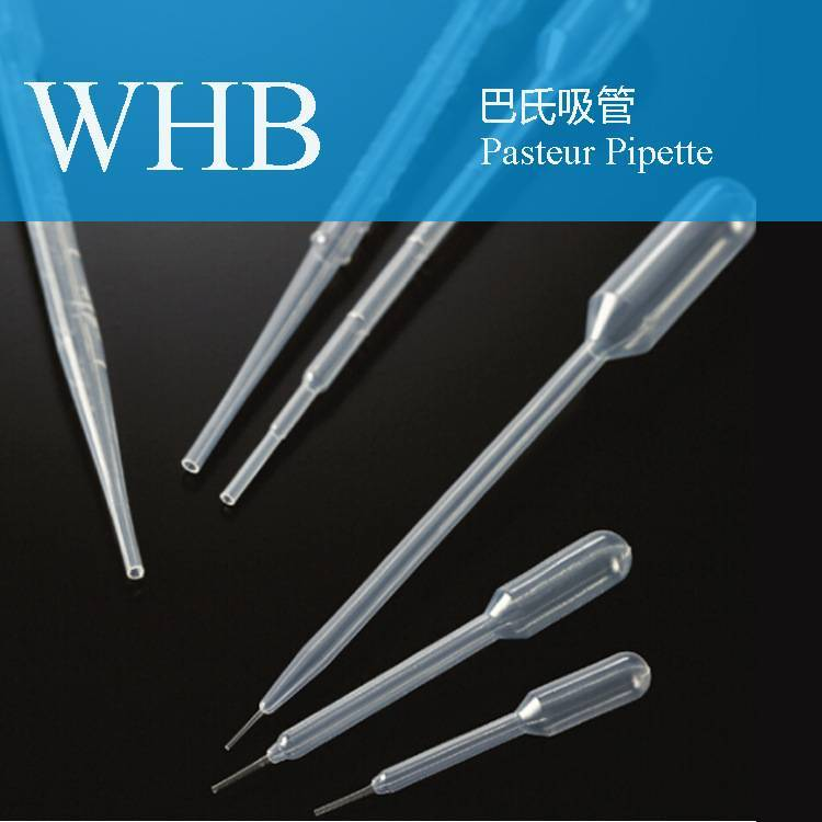 Disposable Transfer Sterile Plastic Different Size Pasteur Pipette