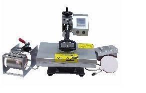 Combo Heat Press Machine (4 in 1)(TIP-401B)