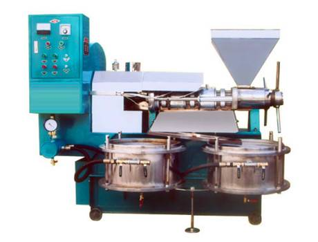 Rapeseed oil press equipment in earnest alive, so that every day saw joy