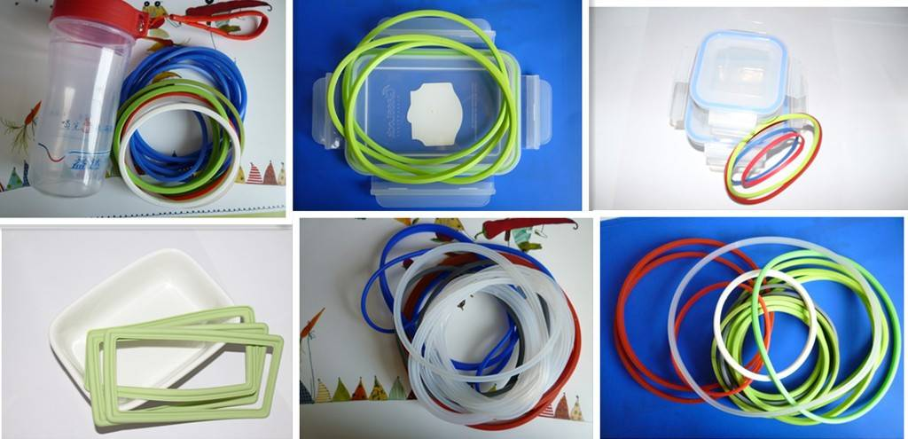 silicone seal /gasket /washer